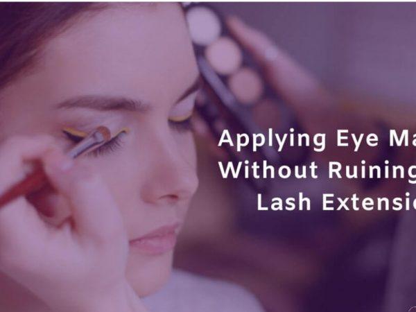 เคล็ดลับสำหรับการแต่งตาโดยไม่ทำให้ขนตาของคุณเสียหาย