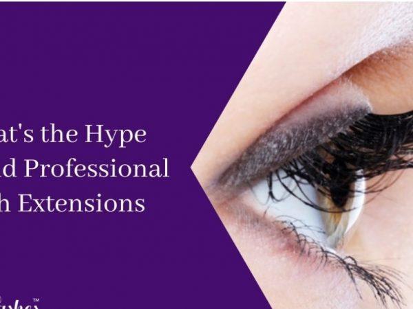 ทำไมการต่อขนตาแบบมืออาชีพถึงได้รับความนิยมไปทั่วโลก?